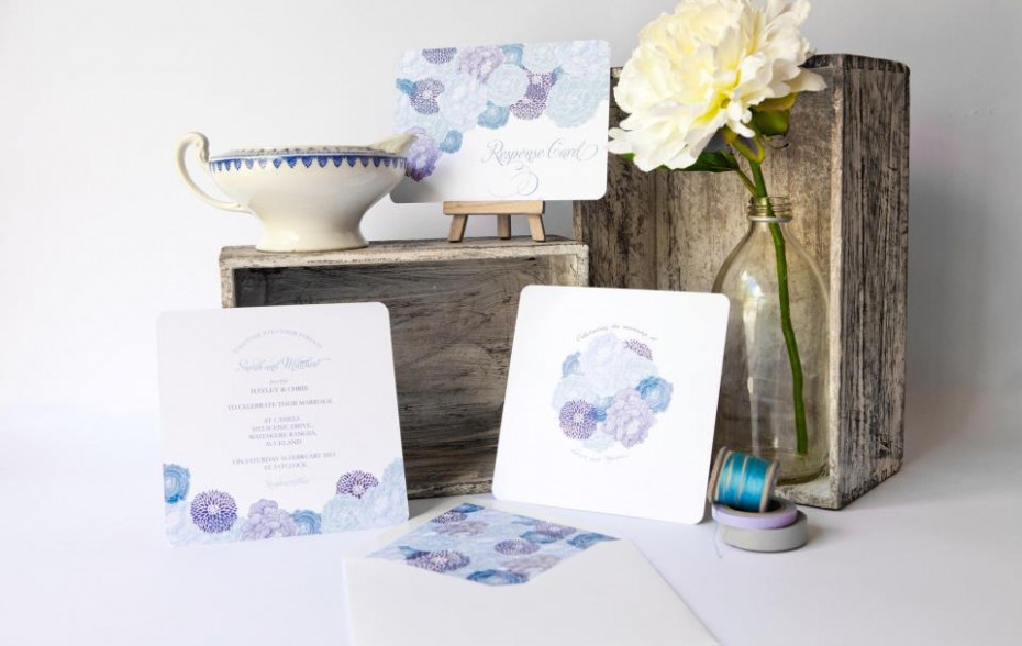 Wellington Wedding Invitations & Stationery