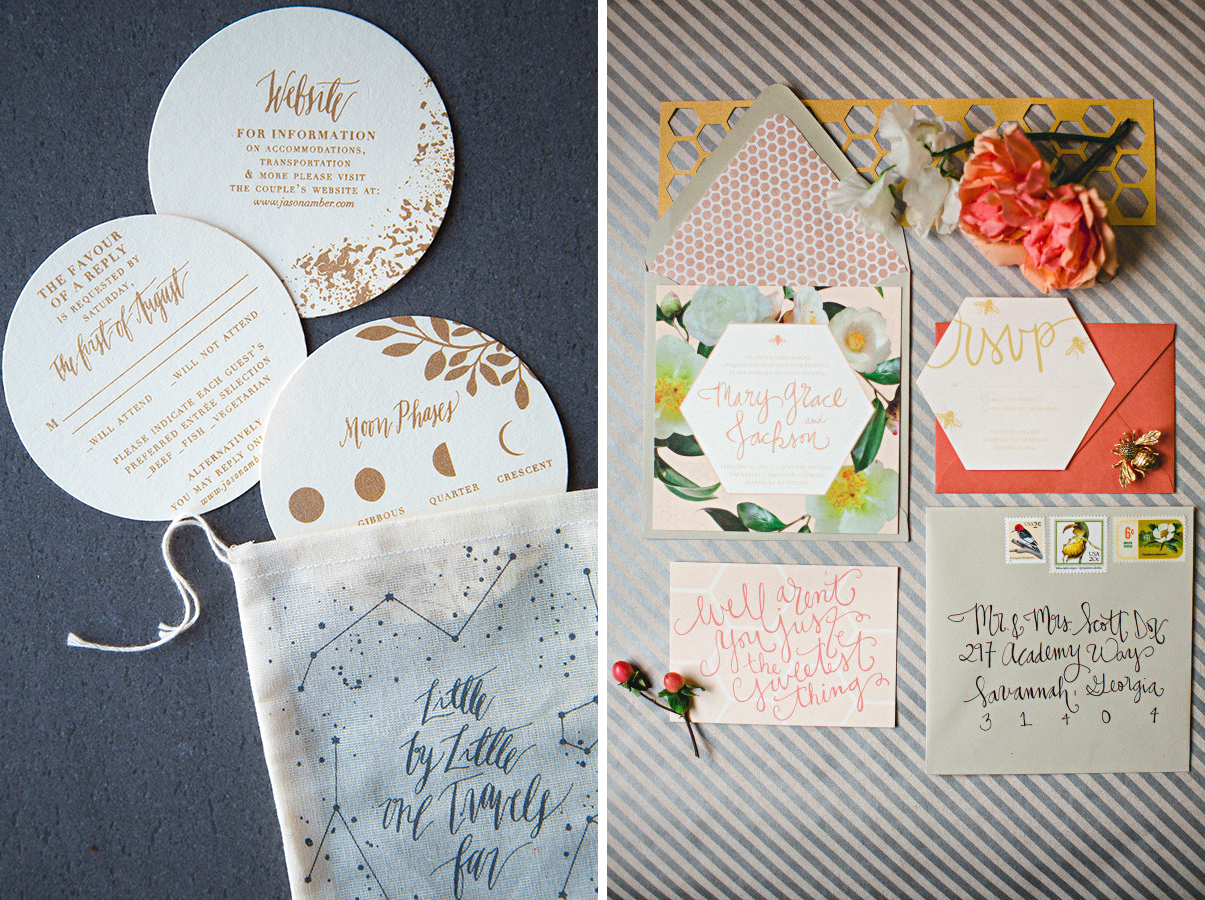 Wedding, invitation, stationary, bride, style aesthetic, font, paper, colour, theme, envelope, illustration, art, calligraphy, invites