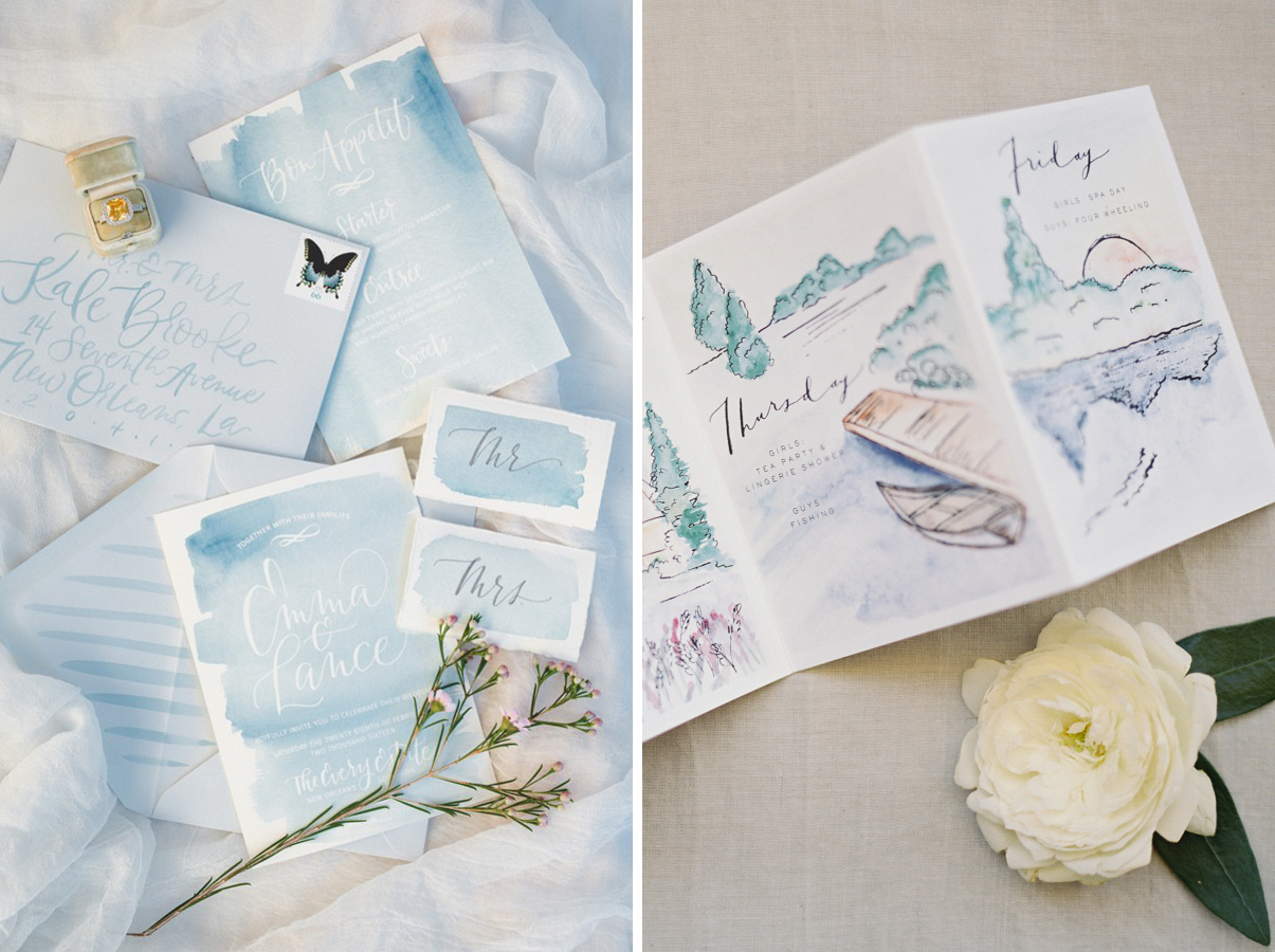 how to, watercolour theme, ideas, inspirational, bride, bridal, planner, stylist, colour, palette, style, decoration, stationery, invite, food, entertainment, paint, painting, bright, pastel, light