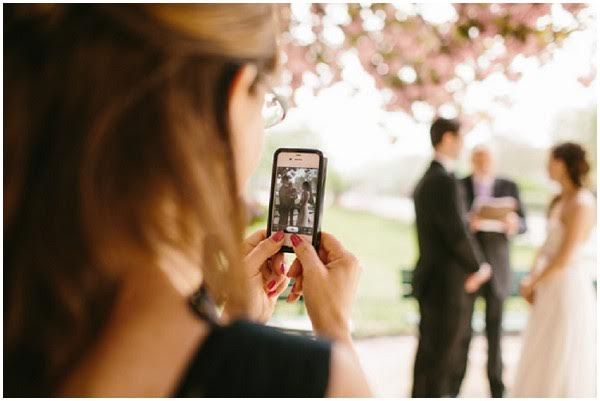 live stream weddings