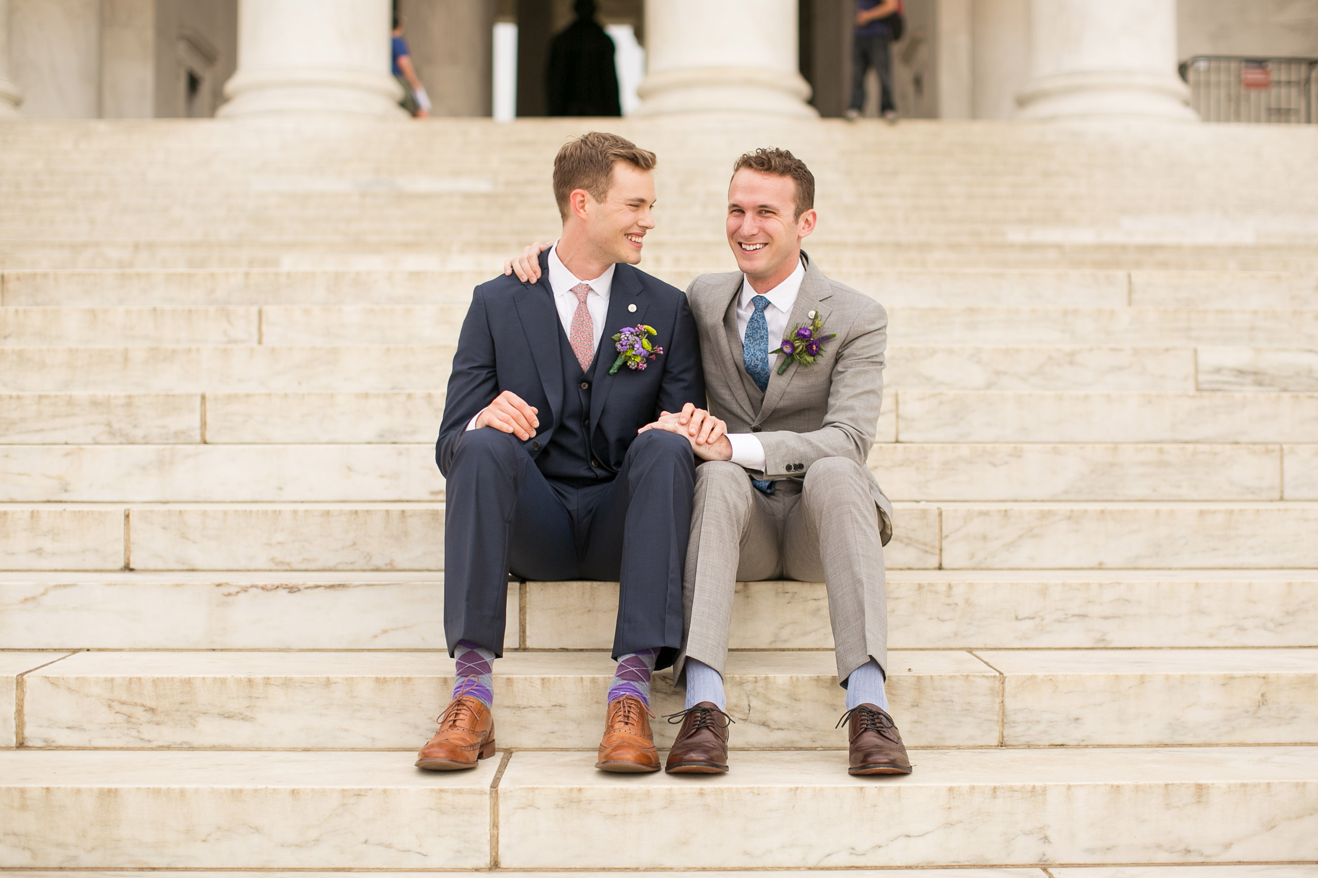 same-sex wedding