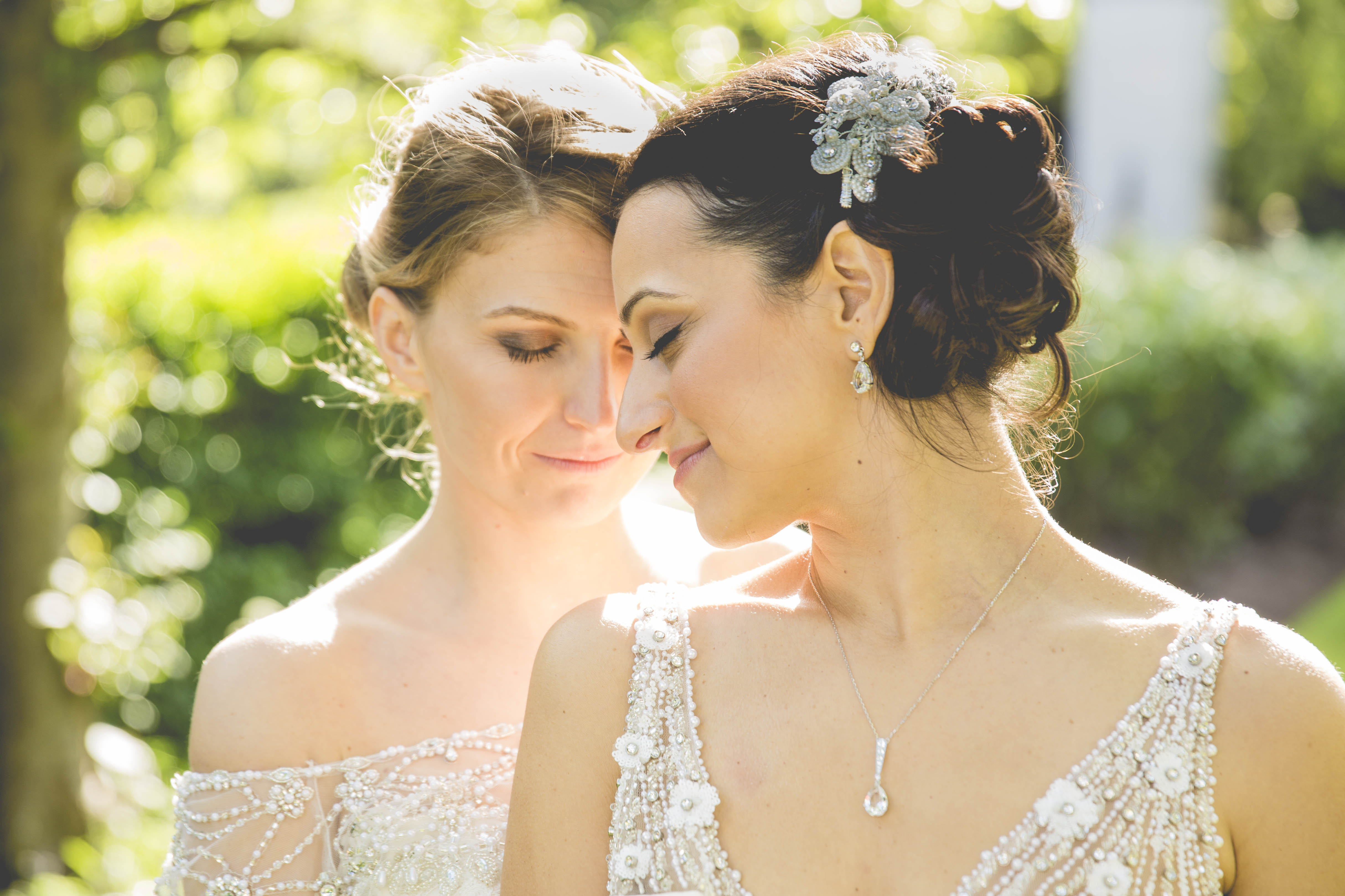 After A Proposal Jinx, Here's The Sweet Story Of This Lesbian Wedding
