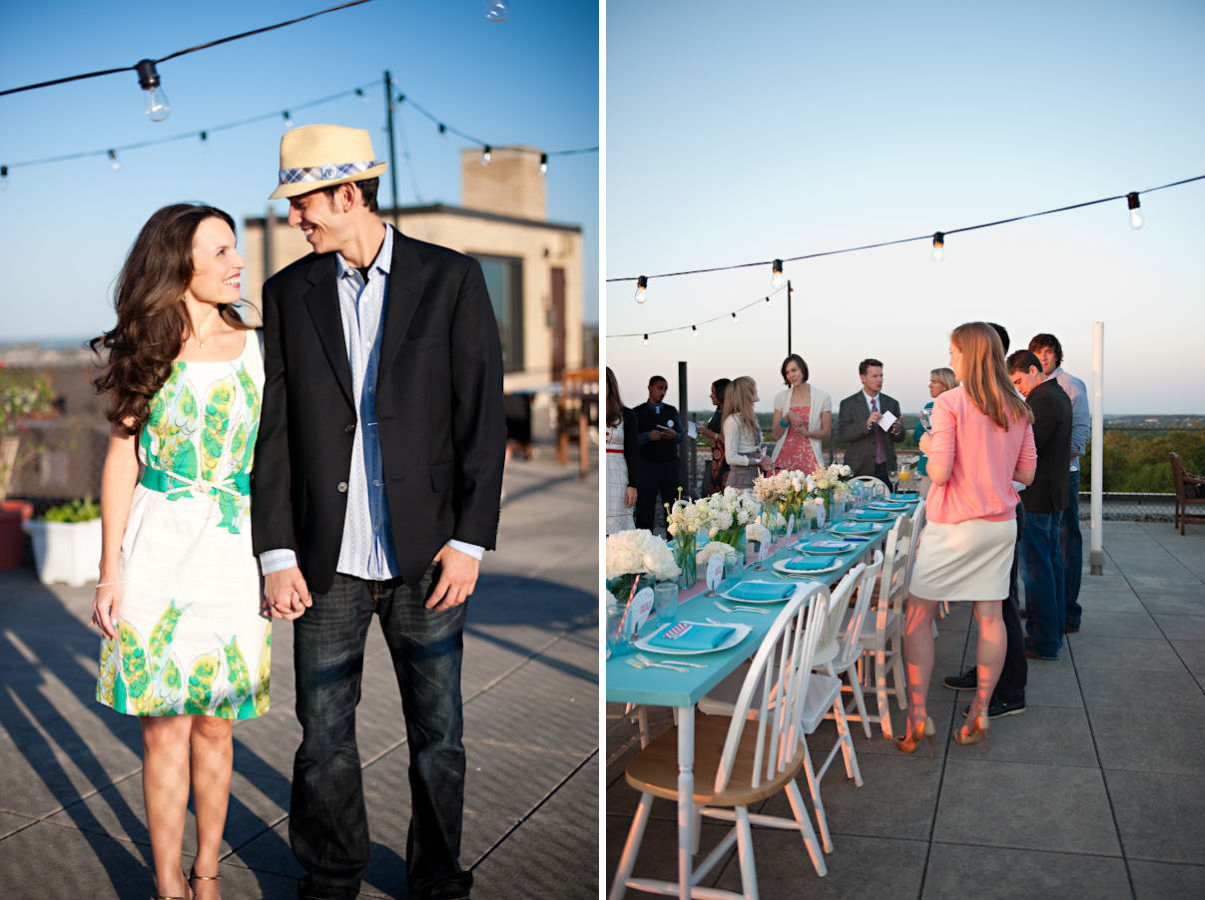 The Complete Guide To Engagement Party Etiquette