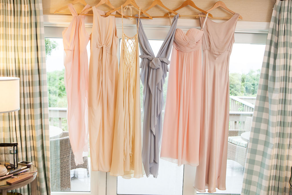 Dresses, short, long, mismatch, bridesmaids
