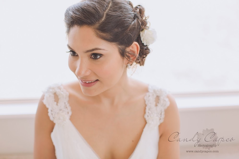 bridal hair and makeup