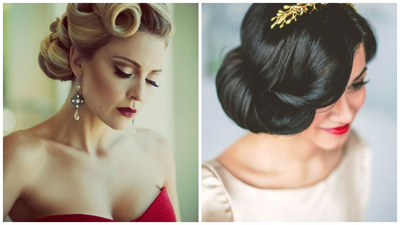 Vintage Girl, Bridal, makeup, wedding, style